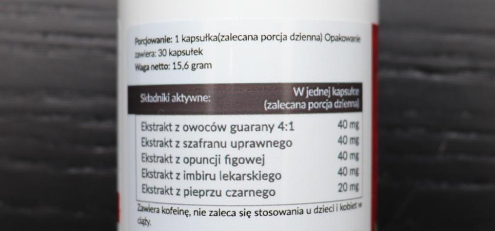 skład nutronate opakowanie