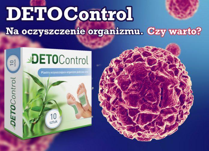 na czym polega działanie detocontrol