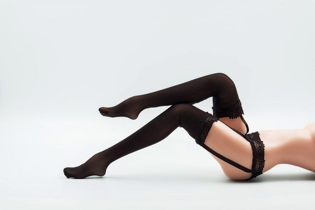 zgrabne nogi kobiety
