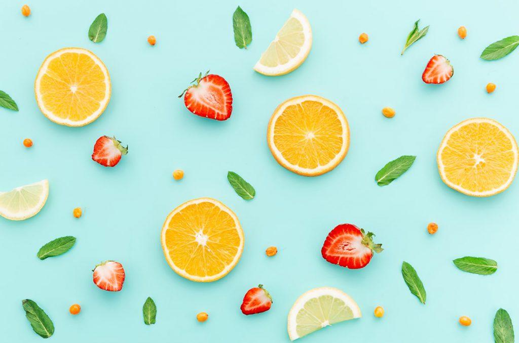 naturalne witaminy w owocach