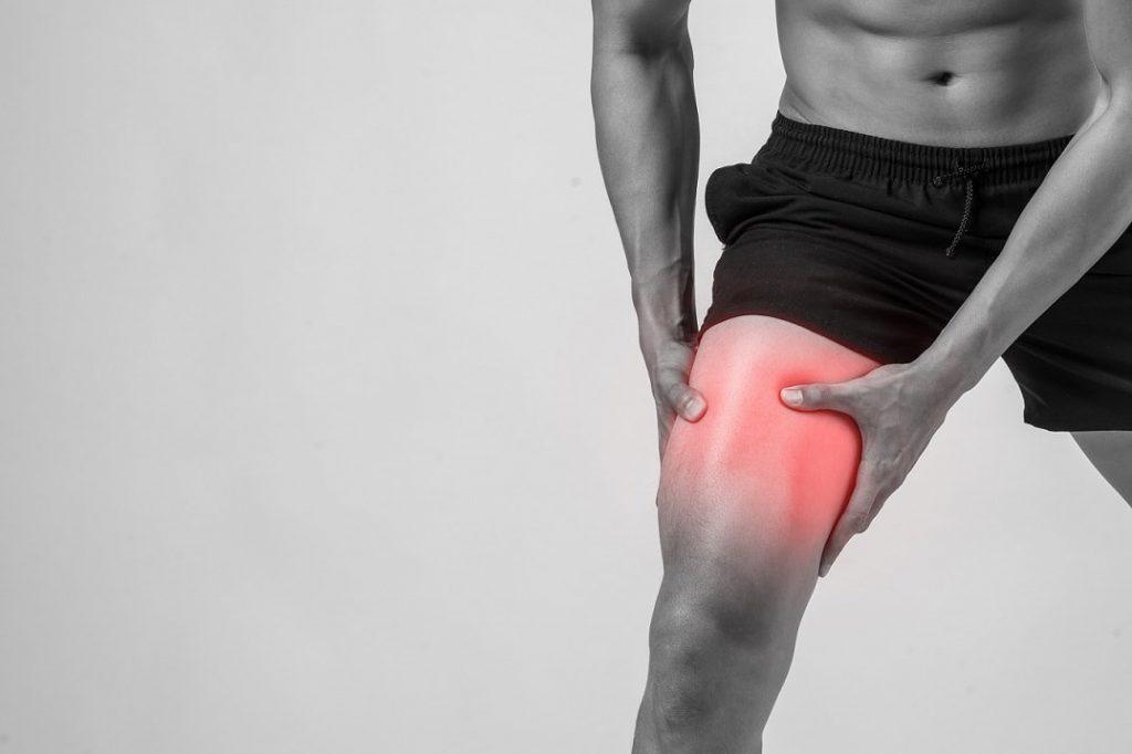 zmiany układu mięśniowego