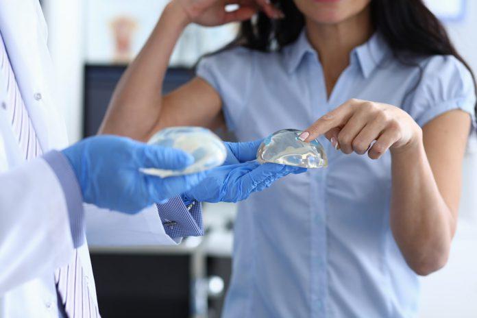 różne rodzaje implantów