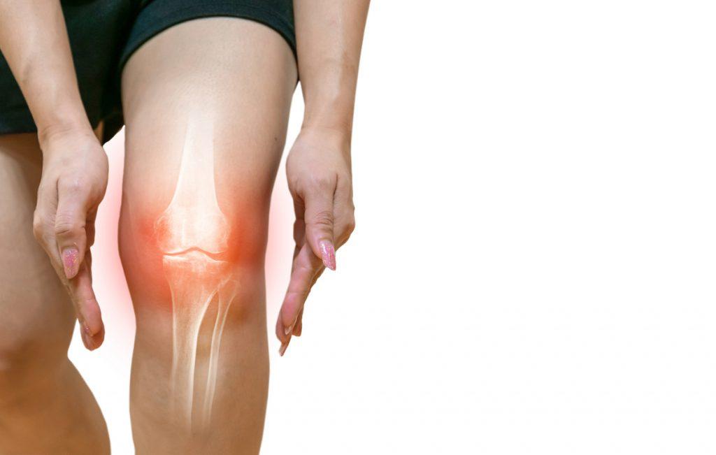 ból lewego kolana
